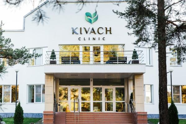Санатория Для Похудения Карелия. Клиника «Кивач» Карелия